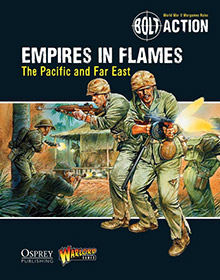 Empire in Flames Bolt Action supplement