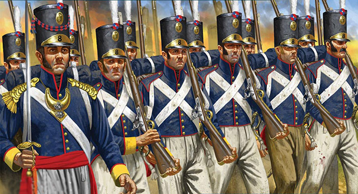Portuguese Line Infantry