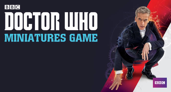 Doctor Who Miniatures Game