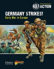 Germany Strikes Bolt Action supplement