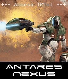 Antares Nexus – Knowledge Archive for Beyond the Gates of Antares