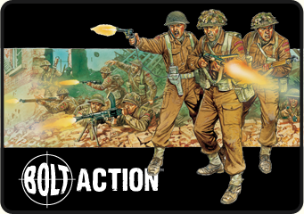 Pike &amp; Shotte, wargaming 1939 - 1945. Click to visit the Bolt Action section on our webstore.