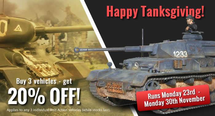 Tanksgiving