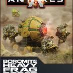 Webstore: Boromite team with Heavy Frag Borer