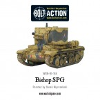 History: Bishop Self Propelled Gun