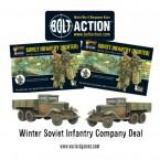 Webstore: Winter Soviet Infantry company deal