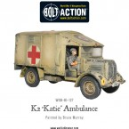 Highlight: Austin K2 'Katie' ambulance