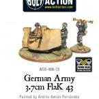 Focus: Bolt Action German Flak 43!