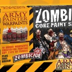 Zombie Painting: The complete series