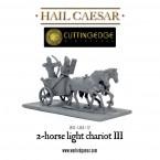 Webstore: 2-horse light chariot III
