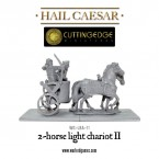 Webstore: 2-horse light chariot II