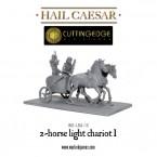 Webstore: 2-horse light chariot I