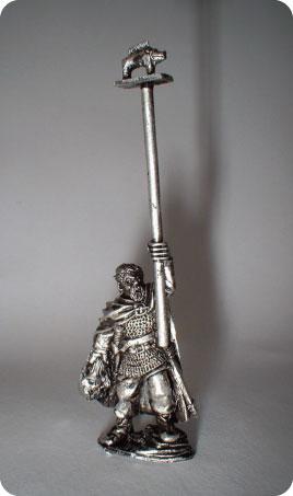 Celtic Army Standard Bearer