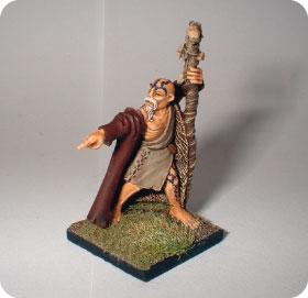 Wizened Druid