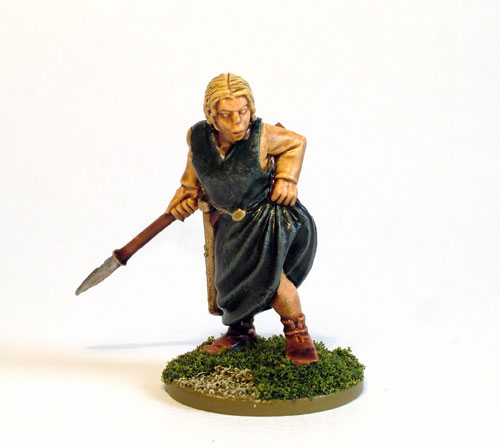 Female Celt Warrior F
