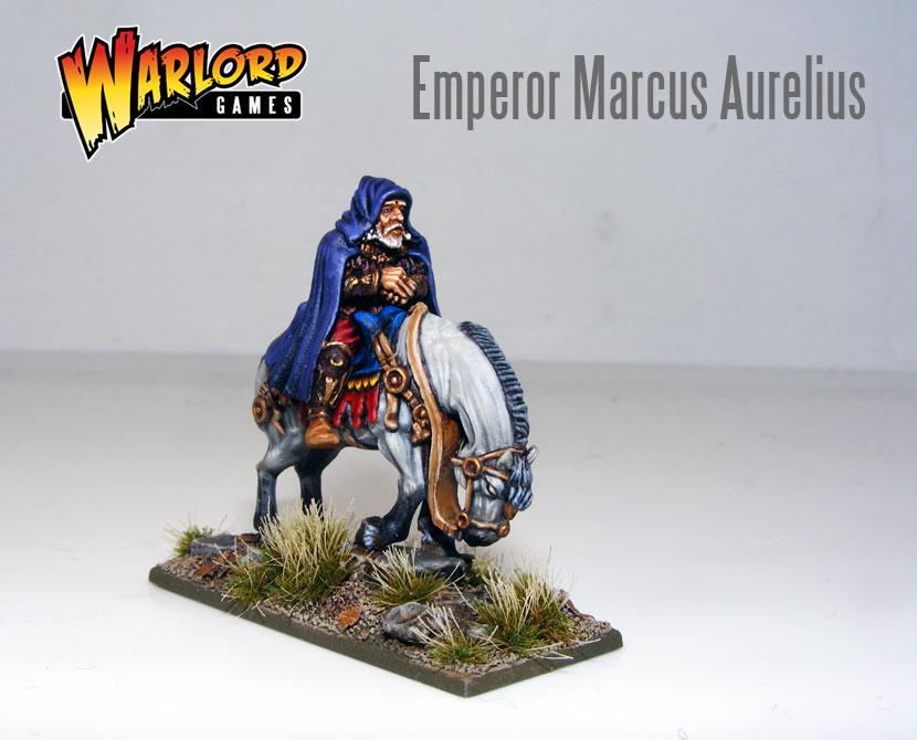 Emperor Marcus Aurelius Side