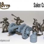 New Release: Pike & Shotte Artillery