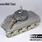 Bolt Action Preview: Sherman M4A3 (75mm)