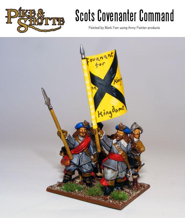 Mark Farr ECW Scots Command 1