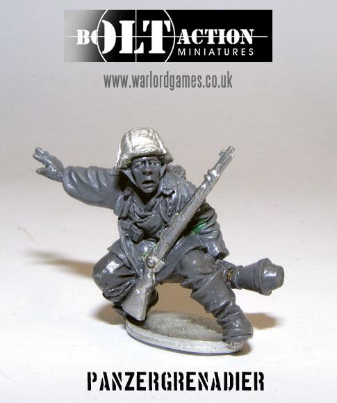 Bolt Action Panzergrenadier 1