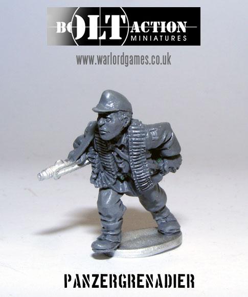 Bolt Action Panzergrenadier 2