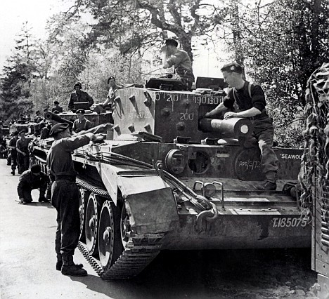 Picture Courtesy of: The Tank Museum, Bovington