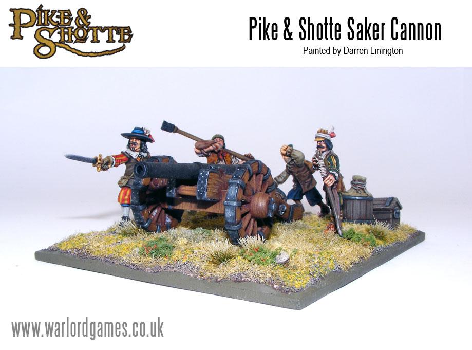Saker cannon