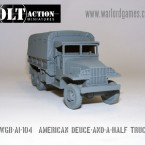 New Release: US Deuce and Half Truck