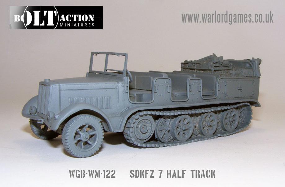 Sdkfz-7 4