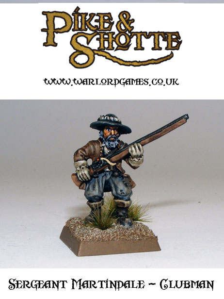 Sergeant Martindale