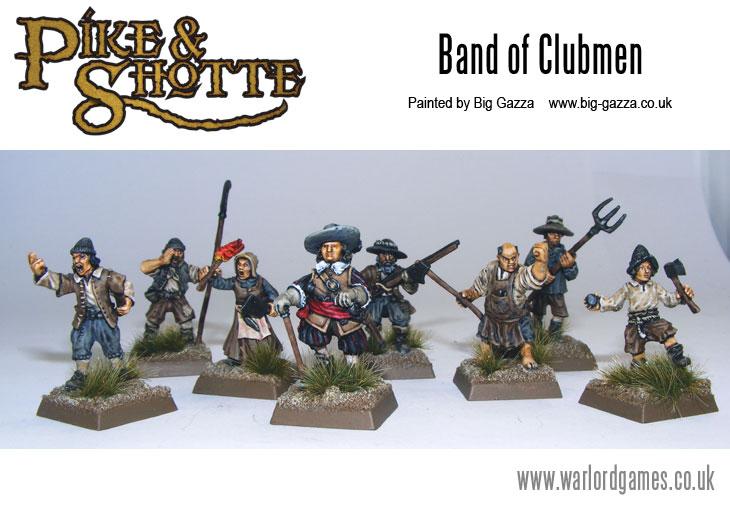 Clubmen Band