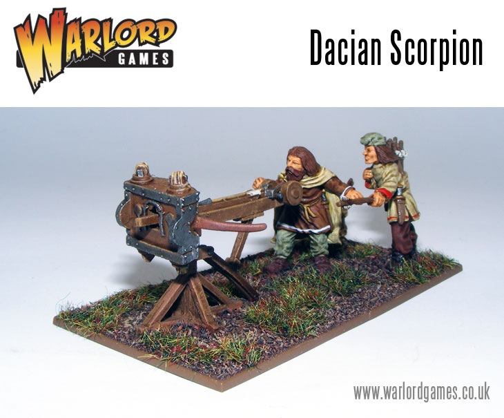 Dacian Scorpion 2
