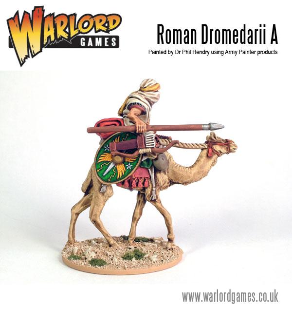Roman Dromedarii 1 Back