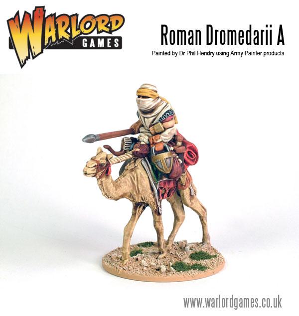 Roman Dromedarii 1 Front