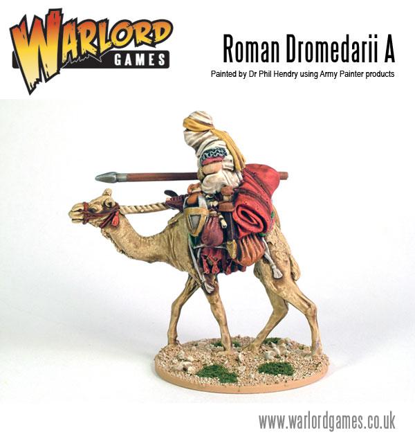 Roman Dromedarii 1 Side