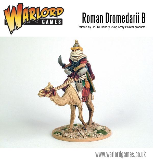 Roman Dromedarii 2 Front