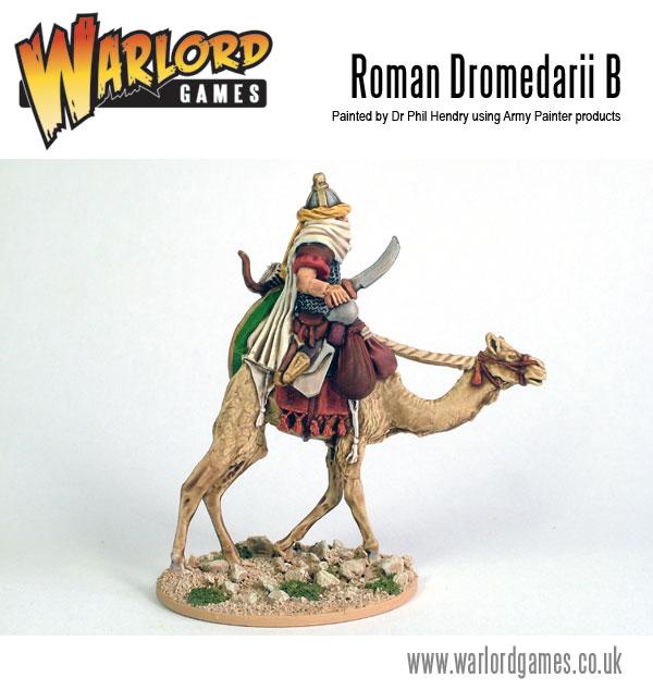 Roman Dromedarii 2 Side