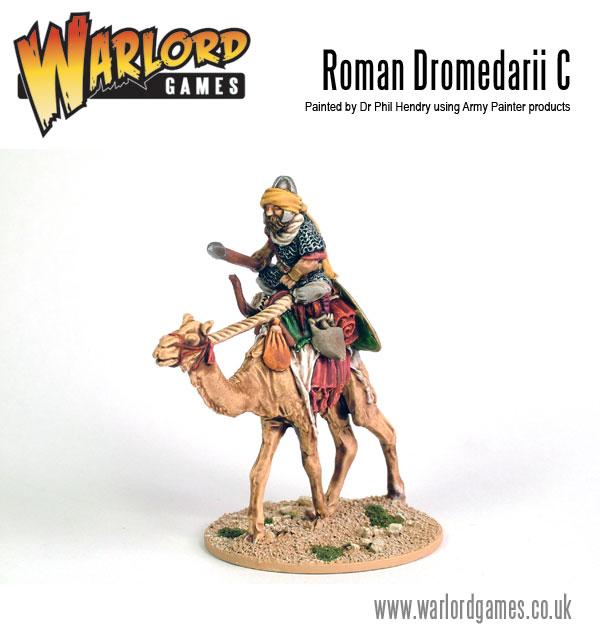 Roman Dromedarii 3 Front