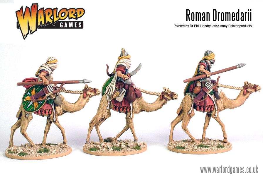 Roman Dromedarii x3 Side 1