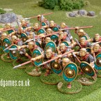 New Release: Plastic Imperial Roman Auxiliaries