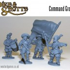New Release: Pike & Shotte Command Group