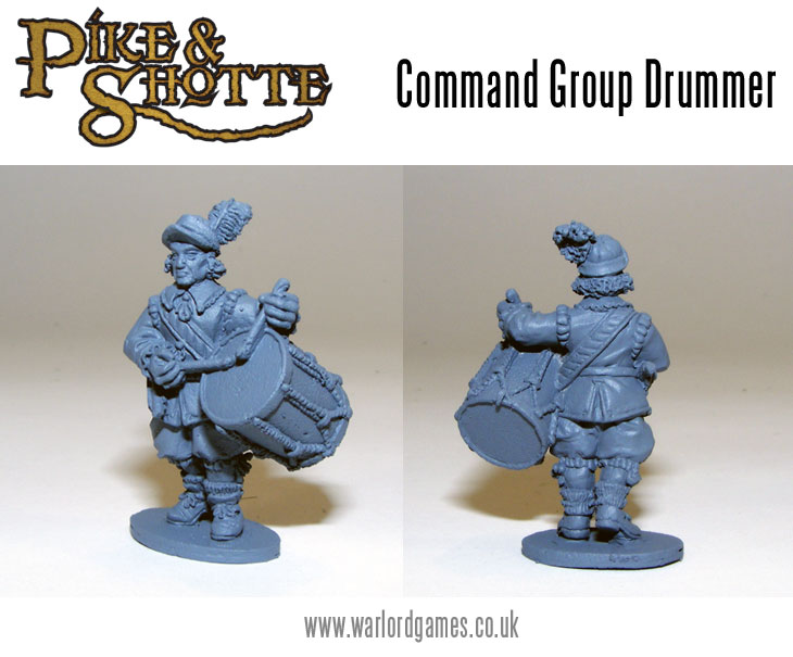 Pike & Shotte Command Drummer
