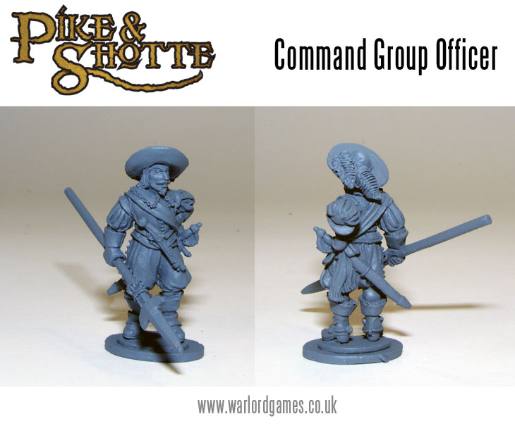 Pike & Shotte Command Officer