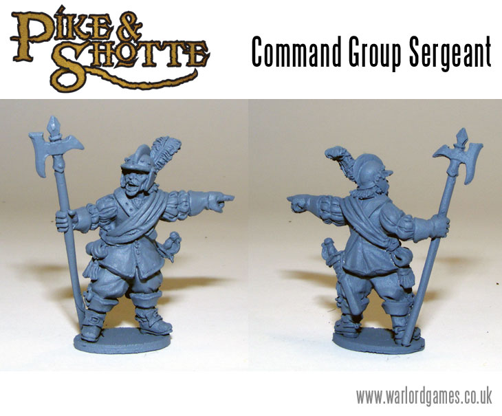 Pike & Shotte Command Sergeant