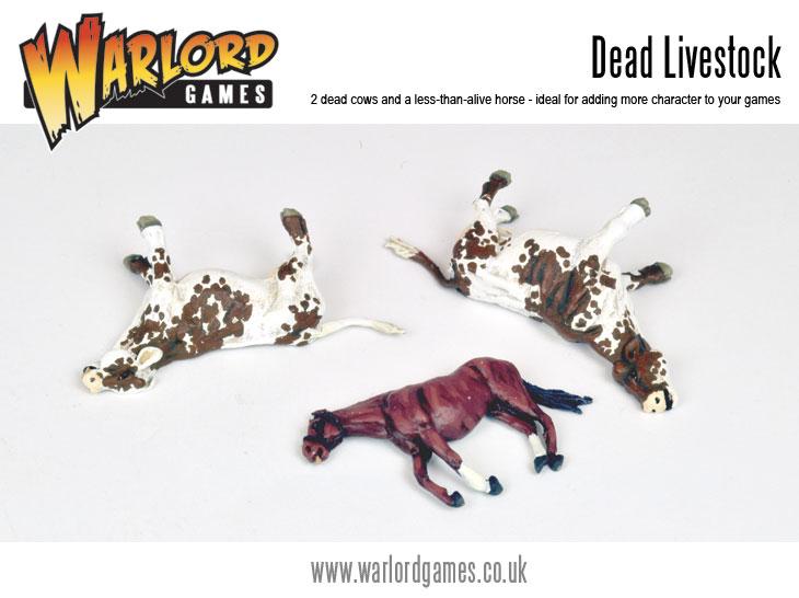 Painted Dead Livestock 2