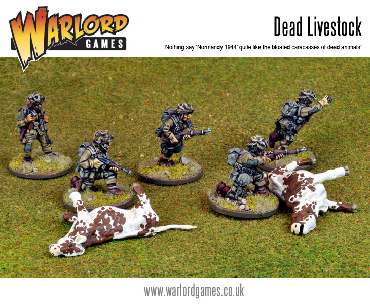 Painted Dead Livestock 1