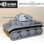 New Release: Bolt Action Tetrarch Light Tank