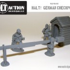 New Release: Halt! German Checkpoint