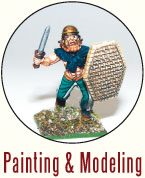 Painting and Modeling