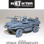 New Release: Bolt Action Schwimmwagen